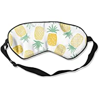 Comfortable Sleep Eyes Masks Pineapple Printed Sleeping Mask For Travelling, Night Noon Nap, Mediation Or Yoga E2 preisvergleich bei billige-tabletten.eu