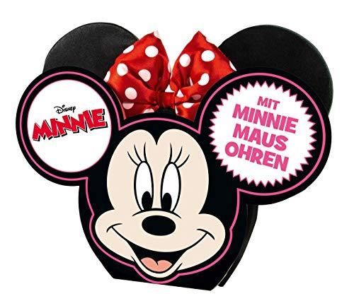Disney Minnie: Mit Minnie-Maus-Ohren (Disney Micky - Minnie Maus Kostüm Ohne Ohren