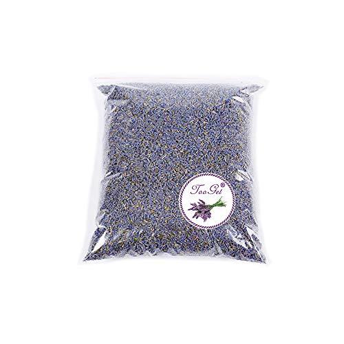 TooGet Fragrant Lavender Buds Natural Dried Flowers Wholesale, Ultra Blue Grade - 1/2 Pound
