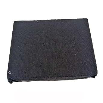 Filtre charbon rectangulaire type 20 (dkf43) akr686ix akr631 akr640 akr686 akr697 akr703 akr800 f00262/3s hotte bauknecht ddt7790in