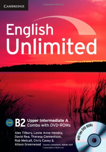 English Unlimited. Level B2 Combo A. Con DVD-ROM