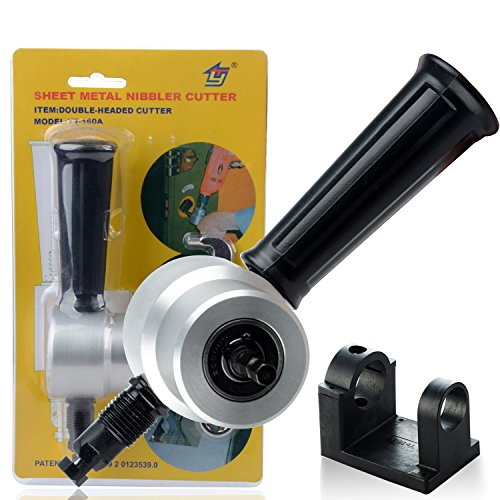 bbler Cutter, Lochsäge Bohrvorsatz mit Schraubenschlüssel und Teile Workshop Tool Set (Workshop-tools)