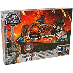 Jurassic World Juego de Mesa para Niños Dinosaurios Juguetes Multijugador