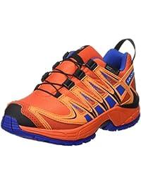 Salomon L39043600, Zapatillas de Trail Running para Niños