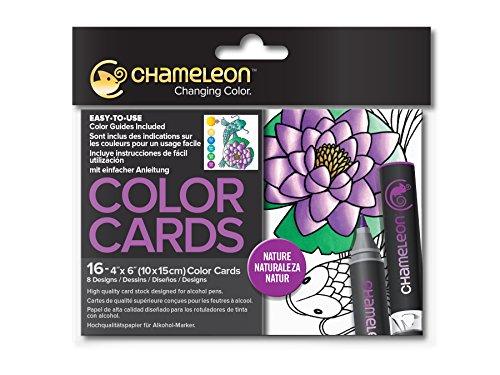 Chameleon Motivkarten - Natur