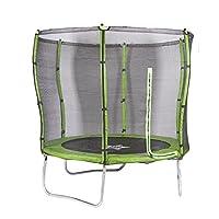 Evostar II 7ft Trampoline and Enclosure (Green)