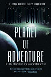 Planet of Adventure: City of the Chasch / Servants of the Wankh / The Dirdir / The Pnume (4 books in 1 volume)