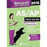 Réussir son concours AS/AP 2016 - Tout-en-un