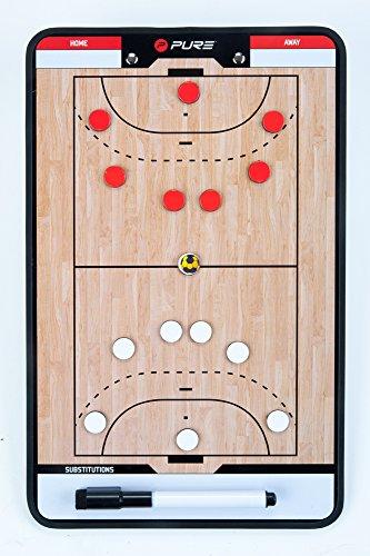 Pure2Improve Handball Taktiktafel | Variabel & Flexibel