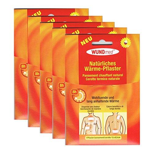 Wärmepflaster Wundmed® Pflaster Wellness 13 x 9,5 cm 5 Stück (0003)