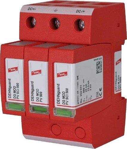 Dehn 952510Ableiter Überspannungsschutz tipo-2dg-m YPV SCI 1000