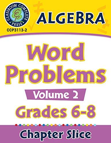 Algebra - Task Sheets Vol. 2 Gr. 6-8 (English Edition)