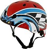 Kiddimoto KMH016/M - Fahrradhelm Kevin Schwantz Gr. M (5-14 Jahre)