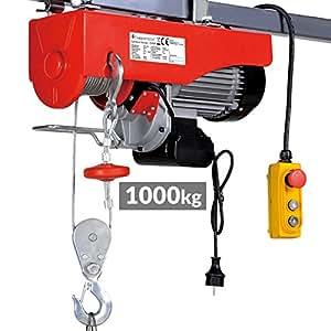 Timbertech paranco argano verricello elettrico carico for Paranco elettrico 1000 kg