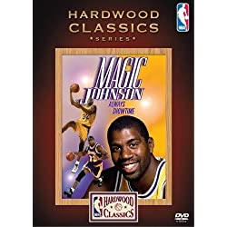 Magic Johnson - Always Showtime (NBA Hardwood Classics Series) [Alemania] [DVD]