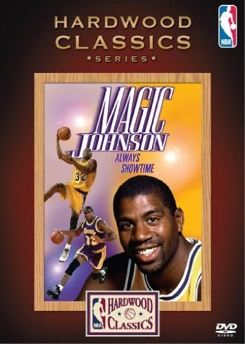 Preisvergleich Produktbild Magic Johnson - Always Showtime (NBA Hardwood Classics Series)