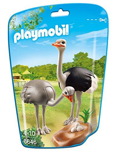Playmobil 6646 - Straußenpaar mit Nest
