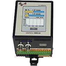 viditech 2500vslf TFT–Online Instrumentos de diagnóstico de + de seguridad (montaje en riel DIN)