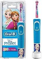 Oral-B D100 Frozen Ozel Seri Cocuklar Için Şarj Edilebilir Diş Fırçası