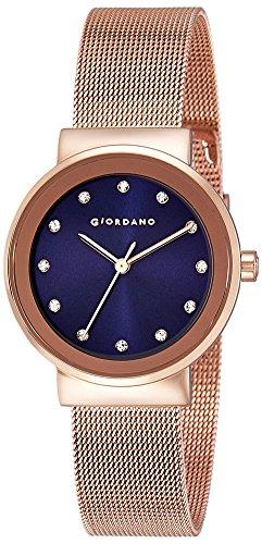 Giordano Analog Blue Dial Women's Watch - A2047-44