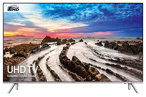 Samsung UE75MU7000TXXU 75-Inch 7 Series LED Smart TV - Black/Silver