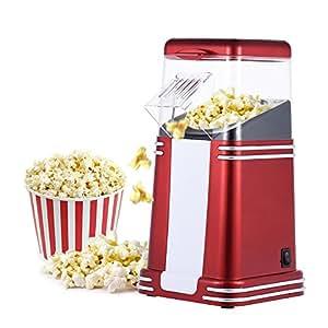 Anself MY-B001 Mini Popcorn Rendendo Macchina Casa Cucina Popper Creatore di Mais Poping
