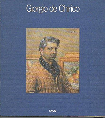 GIORGIO DE CHIRICO. ZARAGOZA, SALA DEL MUSEO PABLO GARGALLO. OCTUBRE-DICIEMBRE 1988.