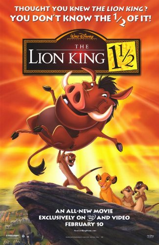 lion-king-1-1-2-plakat-movie-poster-11-x-17-inches-28cm-x-44cm-2004