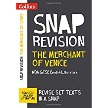 Merchant of Venice: AQA GCSE English Literature Text Guide (Collins Snap Revision)