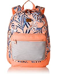 Roxy Girls Girl s 7-14 Happy at Home 23 L Medium Backpack Ergbp03030 f2beec47c6a41