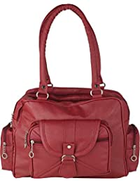RITUPAL COLLECTION - Identify Your Look, Define Your Style Women's Handbag (Rpc_0007,Maroon)