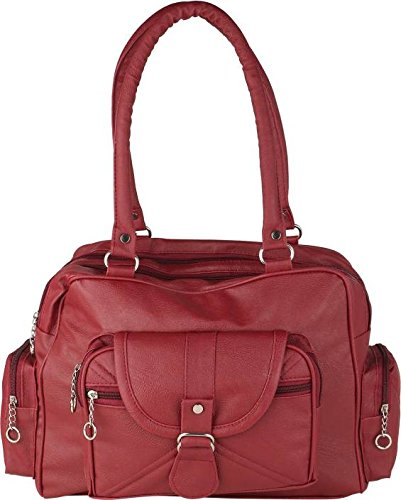 RITUPAL COLLECTION - Identify Your Look, Define Your Style Women's Handbag (Rpc!_0007,Maroon)