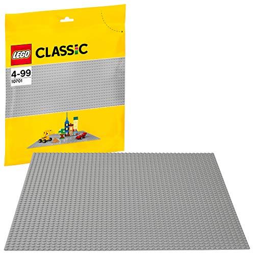 LEGO Classic - Base de Color Gris