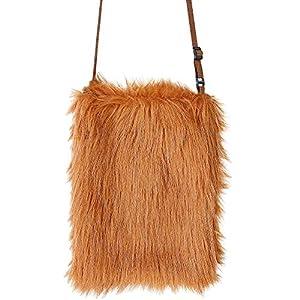 WIDMANN 09825 - Bolso de mano para mujer, color marrón, talla única