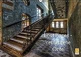 Lost Places - Verlassene Orte (Wandkalender 2017 DIN A3 quer): Verlassene Orte, Schönheit des Verfalls (Monatskalender, 14 Seiten) (CALVENDO Kunst)