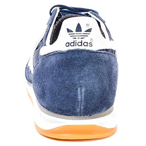 adidas Originals SL 72 Mens Trainers Bleu S78998 Navy White