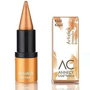 Khôl Kajal Amandes Grillées Certifié BIO, Annecy Cosmetics
