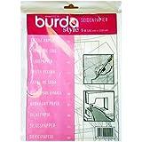 Papier de soie pour patrons Burda