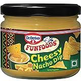 #9: Funfoods Cheesy Nacho Dip, 275g