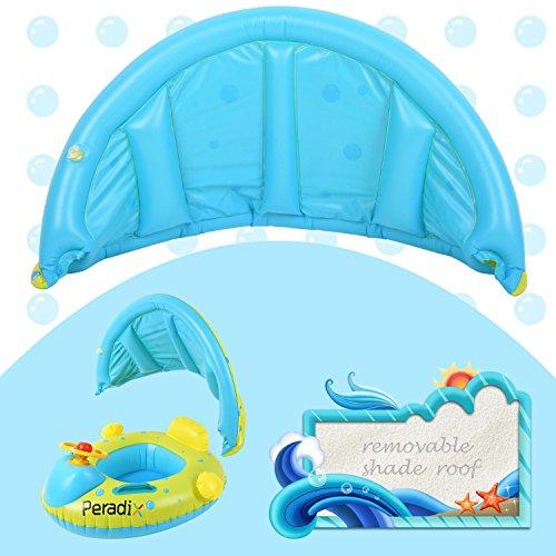 Peradix Aufblasbares Kinderboot Beach Sommer Hingucker für Wasserspaß - 2