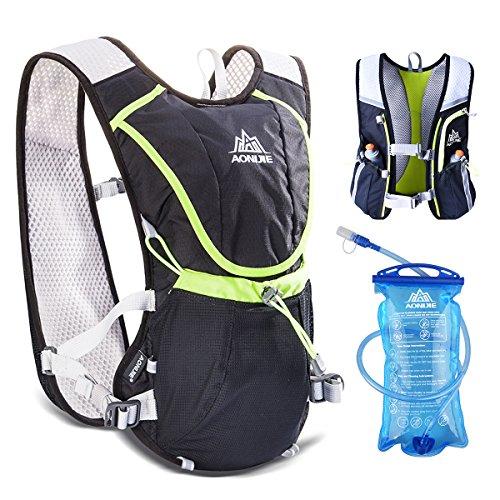 Mochila de paquete de hidratación Triwonder Professional 8L Mochilas