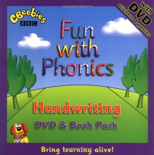 Learn at Home:Fun with Phonics: Handwriting Pack (Watch and Learn)