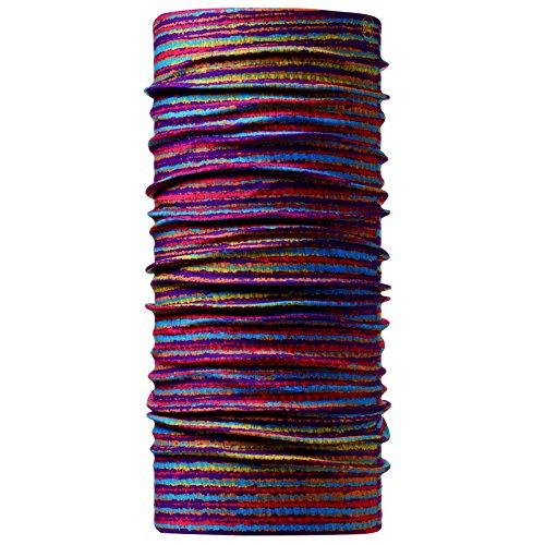 Buff UV Adult Head Wrap Inca Flair Striped Seamless Headband Sun Protection (Damen Fanggeräte)