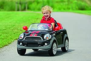 paragon kinderauto mini cooper s coupe kinderfahrzeug. Black Bedroom Furniture Sets. Home Design Ideas