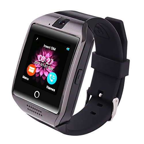 Bluetooth Smart Watch, touch screen fitness tracker Bluetooth