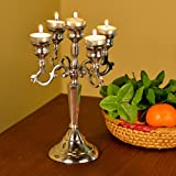 #2: Homesake Classic French Candelabrum, Candle Stand (12