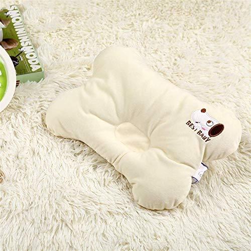 Forma cuatro estaciones cuidado neonatal Cervical Almohada Almohada Almohada bebé contra la migraña...