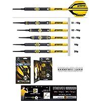 Darts WINMAU Stratos 85% Tungsten Softdarts
