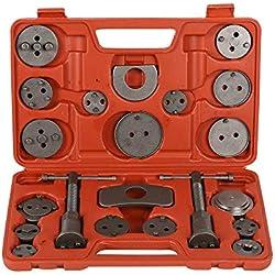 FreeTec Piston Ring Compressor Tool Set With Ratcheting Compressor Plier