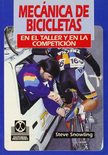Mecanica de bicicletas por Steve Snowling